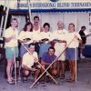 The Blue Marlin Tagging Team in 1994